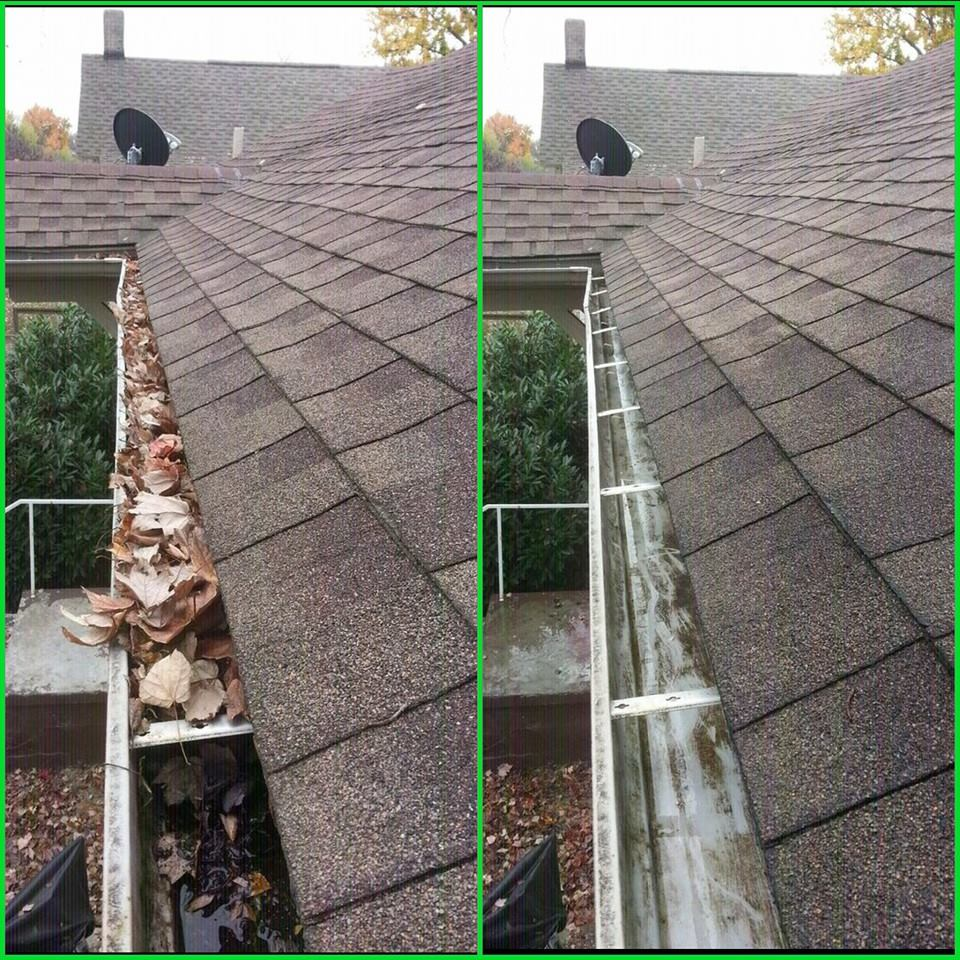 If the gutters on your home are not in full working order then you are running the risk of serious water damage occurring. Not only is this extremely bad news for the safety of your home but it can also result in roof repairs that are very costly. One of the best ways to maintain your gutters and keep them functioning to their best is to ensure that they remain clean, and this is where our Gutter Cleaning in Owensboro KY service can prove to be extremely useful.
