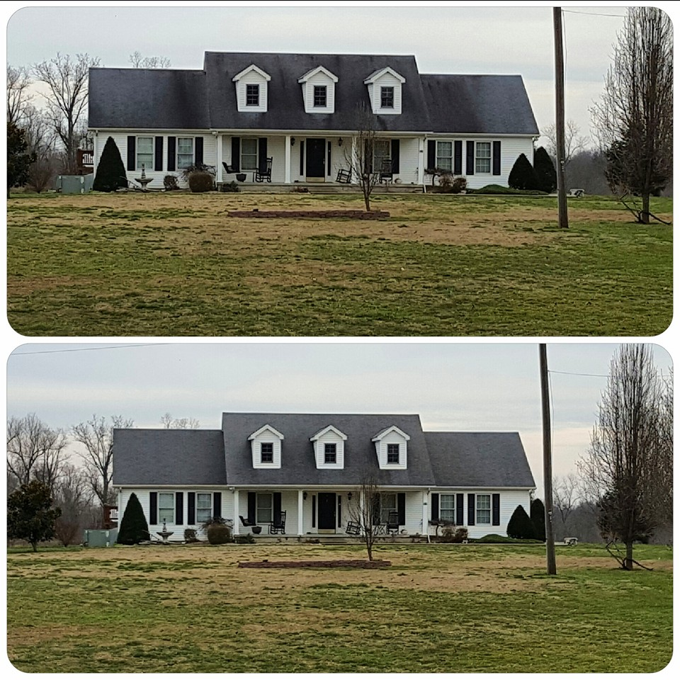 A house can look beautiful but with a dirty and unkempt roof, this appearance can quickly be ruined. Yet getting up to clean the roof can be challenging, not to mention time-consuming. But that is where our superior Roof Cleaning in Owensboro KY can help you.
